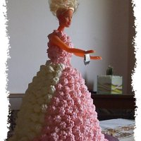 Plazma torta (Barbie)