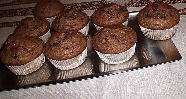 Brnko_brusnica muffini