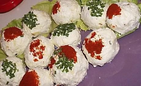 Kuglice od sira