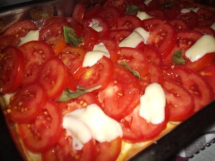 Lazanje od rajčica