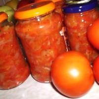 Umak od paprika i rajčica