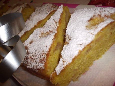 Bakina torta od jabuka