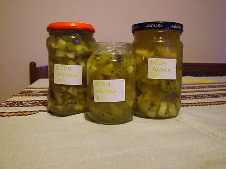 Džem od jabuke i kivija