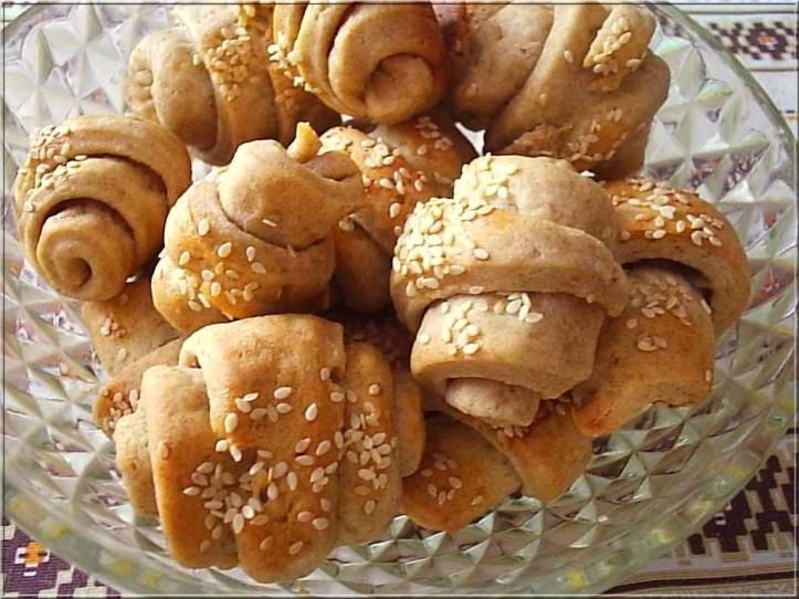 Kiflice od raženog brašna
