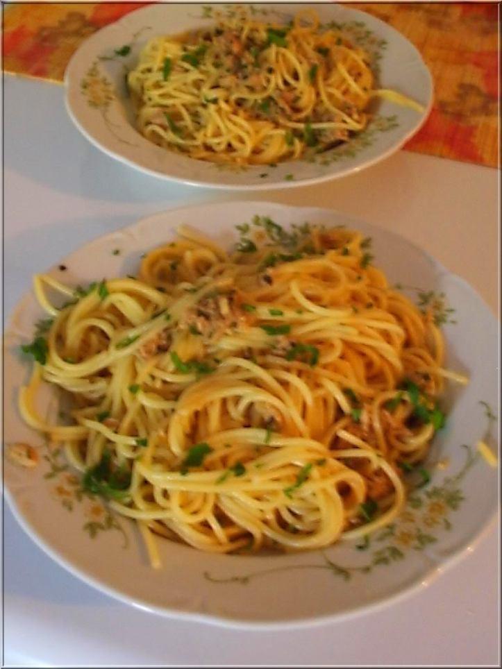 Tuna špageti