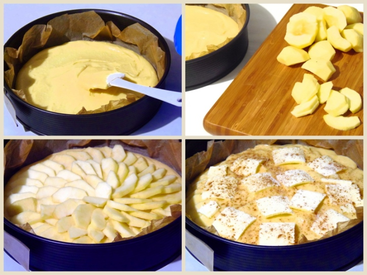 Neobičan kolač od jabuka1