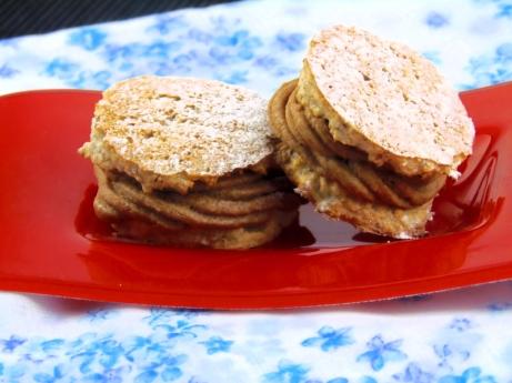 Sendvić kolačići s lješnjacima