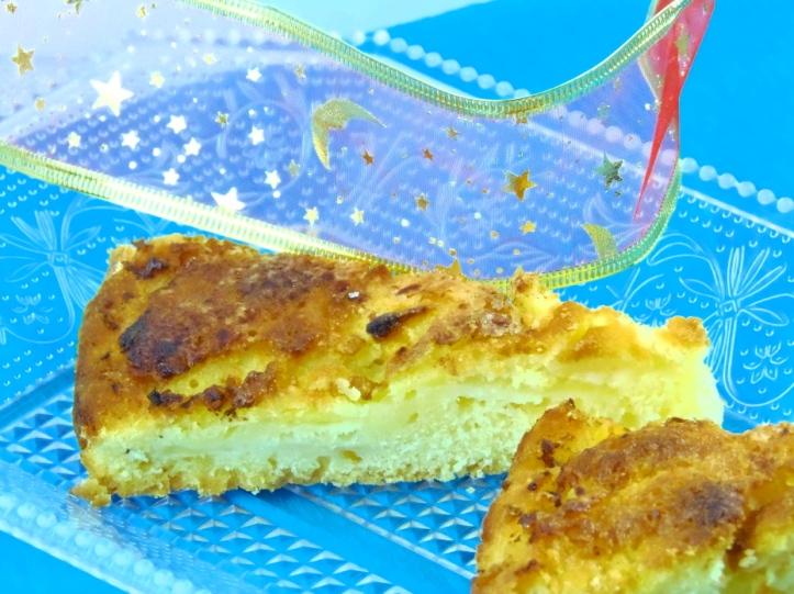 Neobični kolač od jabuka