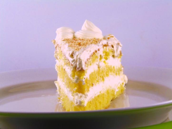 Torta s kremom od vanilije