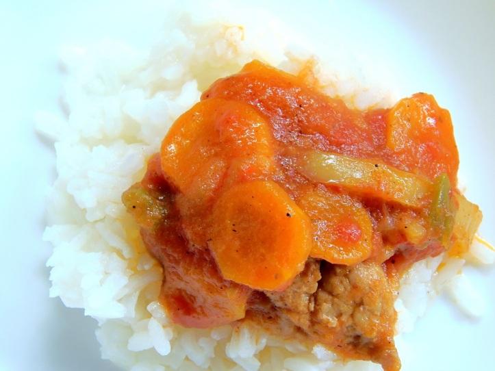 Đuveđ s mesom i rižom