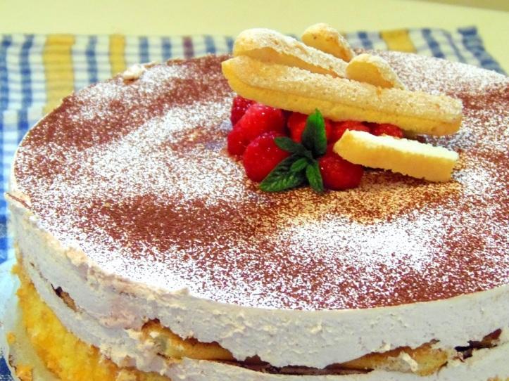 Torta Venecija s kremom od mascarponea